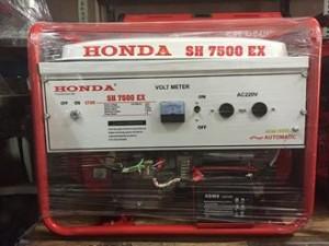 Máy phát điện honda nhập khẩu EM10000