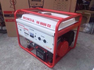 Máy phát điện 7KW SH9500EX