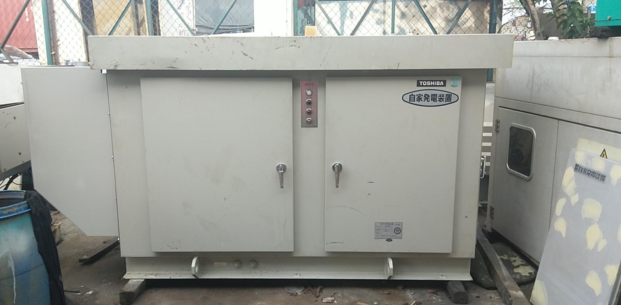máy phát điện cũ 65kva