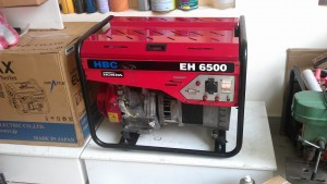 Bán Máy Phát Điện Cũ EH6500