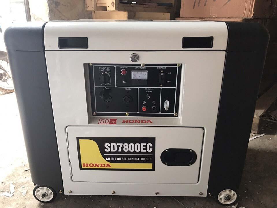 Bán Máy Phát Điện Cũ SD7800EC