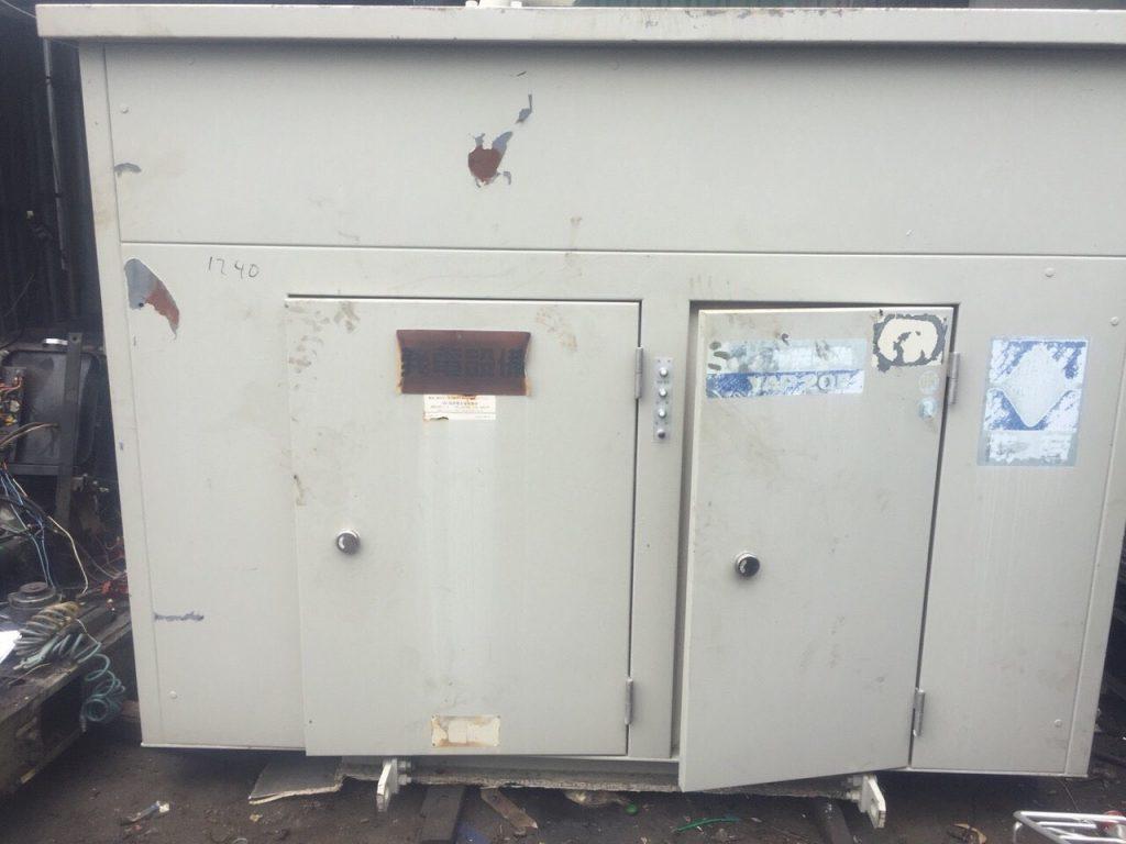 máy phát điện 20kw cũ
