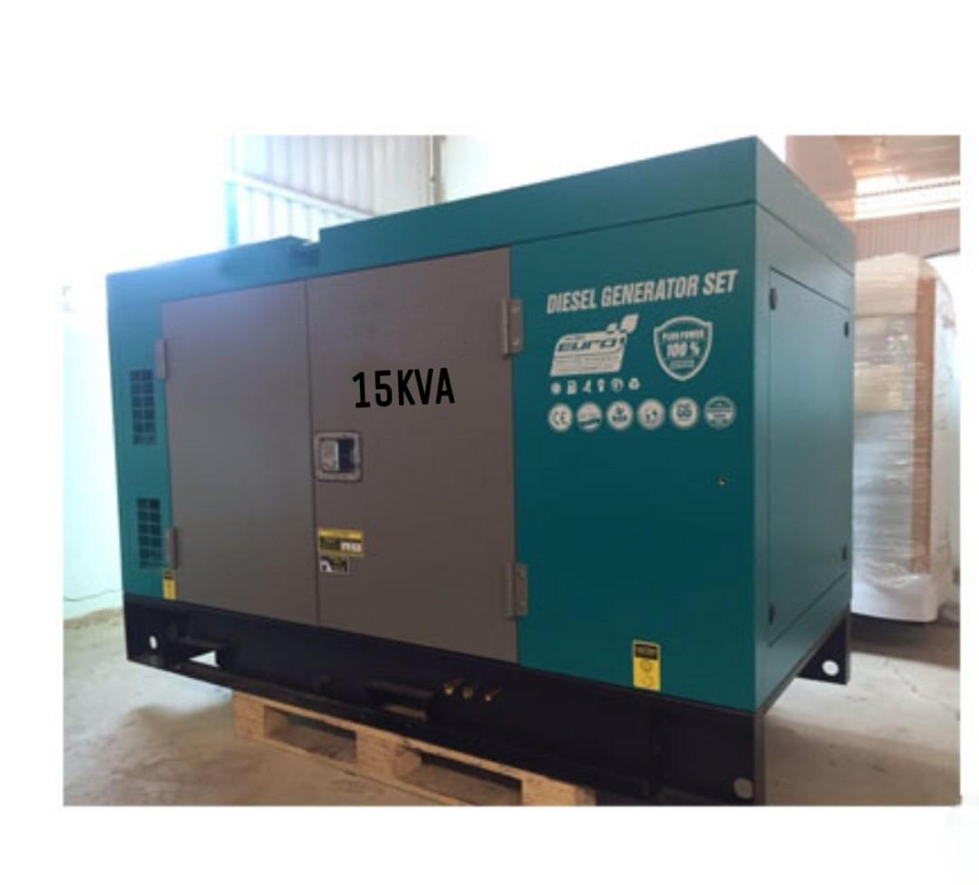 Máy Phát Điện YANMAR nhật bản 15KVA Máy Phát Điện G7 Động Cơ Nhật Bản Chính Hãng