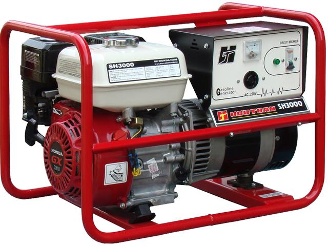 máy phát điện honda hữu toàn sh3000