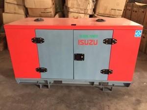 Máy phát điện 10kw ISUZU