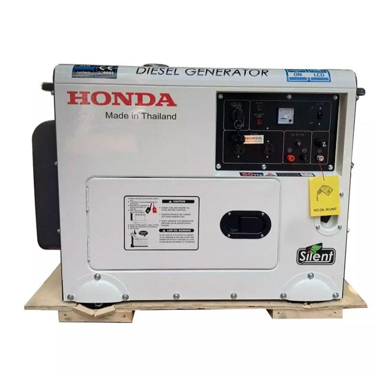 Máy phát điện chạy dầu 5kw HD8500EC