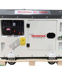 Máy Phát Điện Honda Chạy Dầu GS 10KVA 1PHA