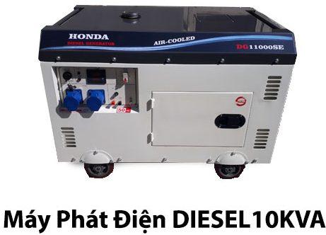 máy phát điện honda chạy dầu 10kva Giá 55.000.000vnđ hàng nhập khẩu thailand