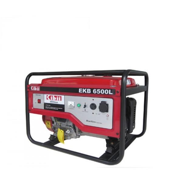 máy phát điện kibii - ekb 6500lr2