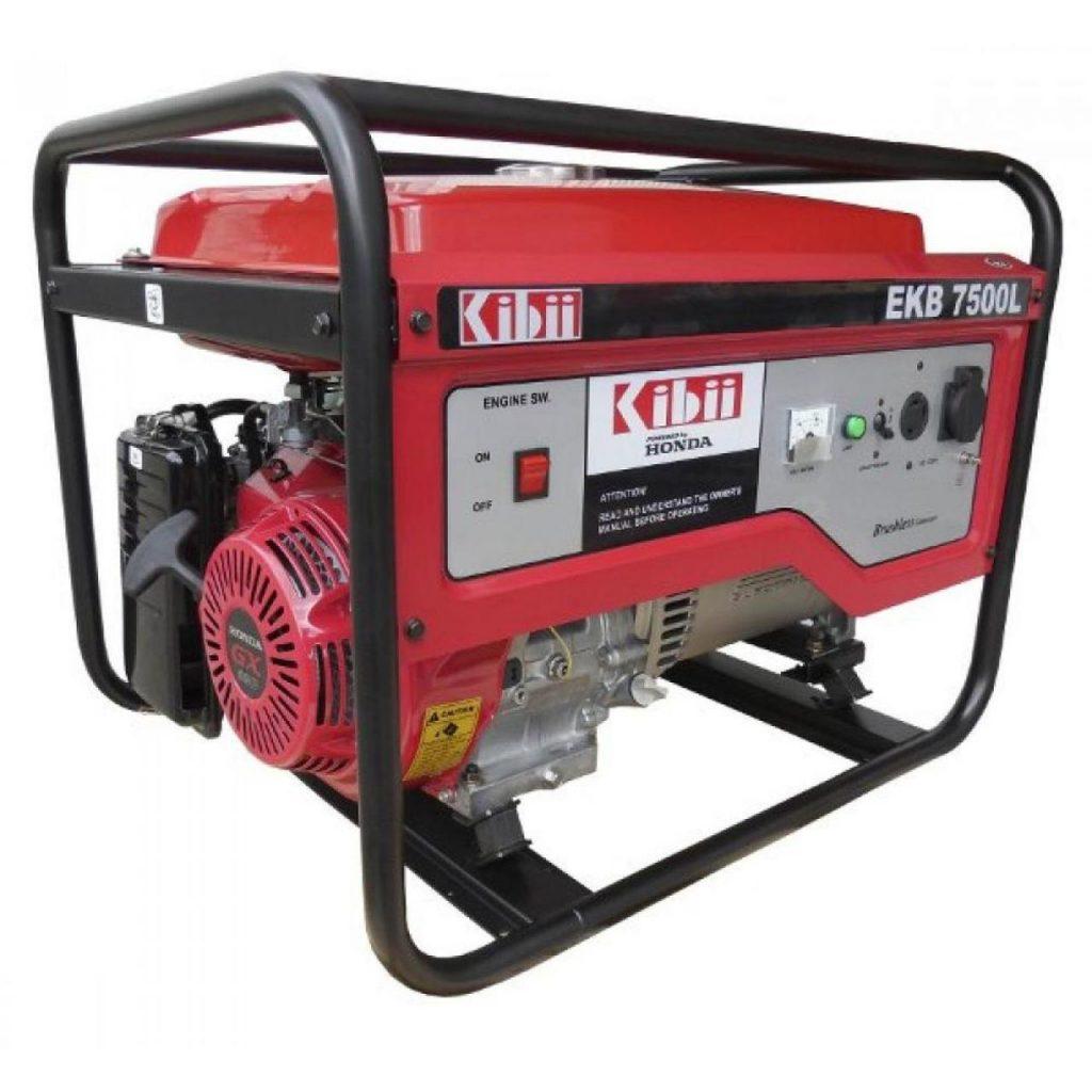 máy phát điện kibii - ekb 7500lr2