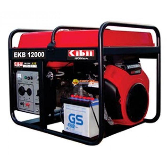 máy phát điện kibii ekb 12000r2