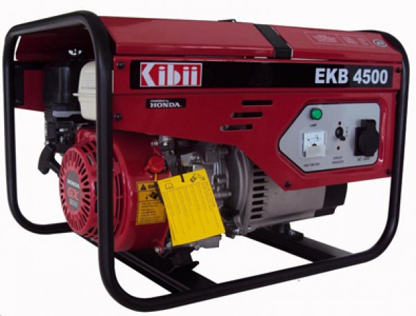 máy phát điện kibii ekb 4500lr2