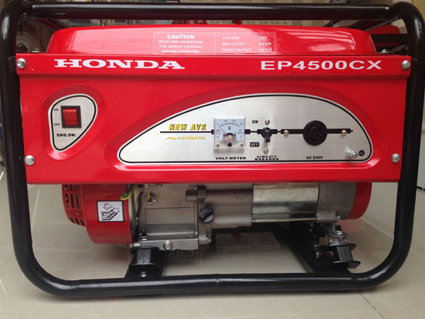 máy phát điện honda ep 4500cx