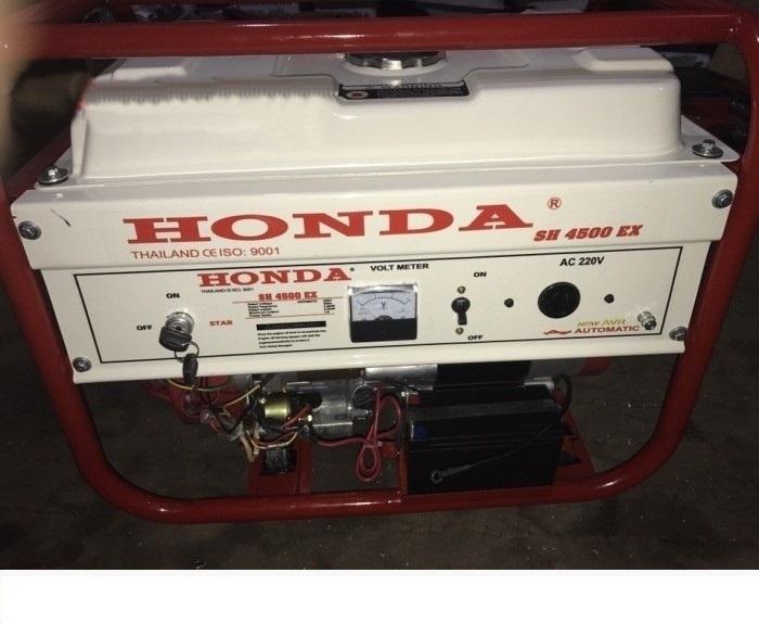 máy phát điện honda sh 4500ex