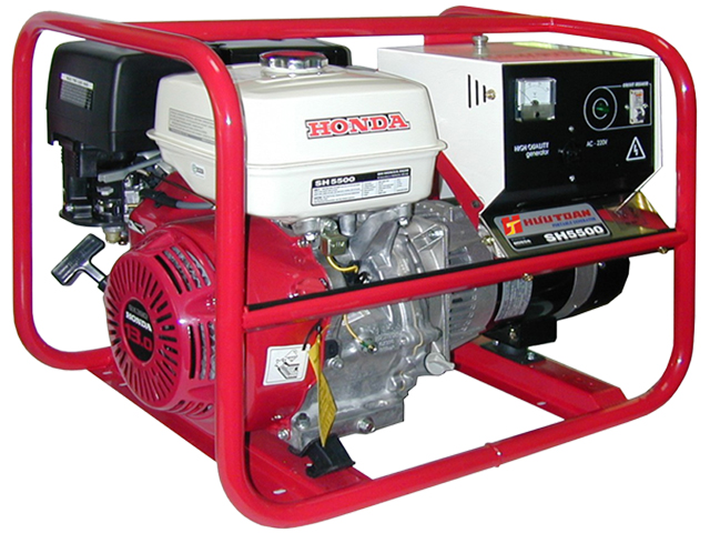 máy phát điện honda hữu toàn sh5500